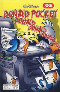 Cover Thumbnail for Donald Pocket (Hjemmet / Egmont, 1968 series) #386