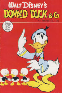 Cover Thumbnail for Donald Duck & Co [Kopi #1/1948][Bilag til Donald Duck & Co] (Hjemmet / Egmont, 1988 series) #1
