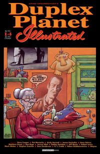 Cover Thumbnail for Duplex Planet Illustrated (Fantagraphics, 1993 series) #14