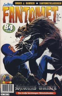 Cover Thumbnail for Fantomet (Semic, 1976 series) #18/1996