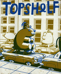 Cover Thumbnail for Top Shelf (Top Shelf, 1995 series) #7 - On Parade