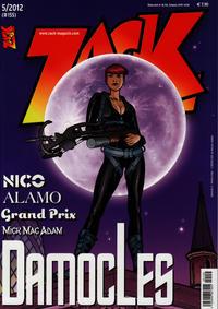 Cover Thumbnail for Zack (Mosaik Steinchen für Steinchen Verlag, 1999 series) #5/2012 (#155)