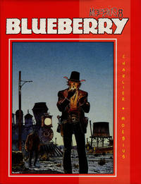 Cover Thumbnail for Moebius (Graphitti Designs, 1989 series) #8 - Blueberry