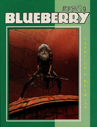 Cover Thumbnail for Moebius (Graphitti Designs, 1989 series) #9 - Blueberry