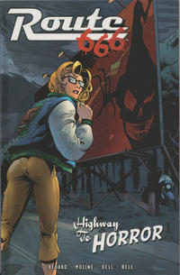 Cover Thumbnail for Route 666 (CrossGen, 2003 series) #1 - Highway to Horror