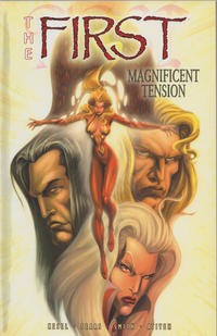 Cover Thumbnail for The First (CrossGen, 2001 series) #2 - Magnificent Tension