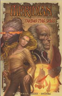 Cover Thumbnail for Meridian (CrossGen, 2001 series) #3 - Taking the Skies