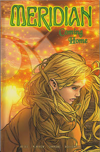 Cover Thumbnail for Meridian (CrossGen, 2001 series) #4 - Coming Home