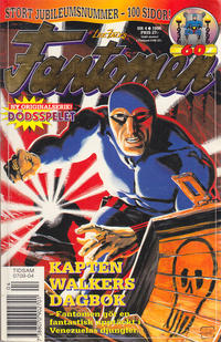 Cover Thumbnail for Fantomen (Semic, 1963 series) #4/1996