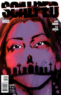 Cover Thumbnail for Scalped (DC, 2007 series) #58