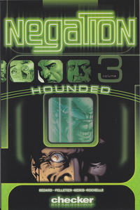 Cover Thumbnail for Negation (Checker Book Publishing Group, 2007 series) #3 - Hounded