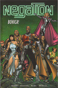 Cover Thumbnail for Negation (CrossGen, 2002 series) #1 - Bohica!