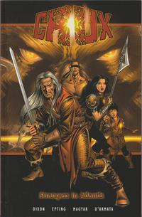 Cover Thumbnail for Crux (CrossGen, 2002 series) #3 - Strangers in Atlantis