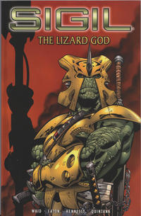 Cover Thumbnail for Sigil (CrossGen, 2001 series) #3 - The Lizard God