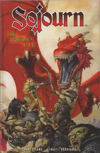 Cover Thumbnail for Sojourn (CrossGen, 2002 series) #2 - The Dragon's Tale