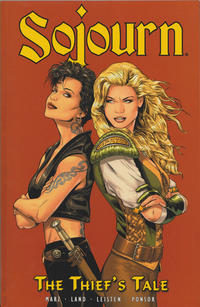 Cover Thumbnail for Sojourn (CrossGen, 2002 series) #4 - The Thief's Tale