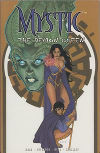 Cover Thumbnail for Mystic (CrossGen, 2001 series) #2 - The Demon Queen