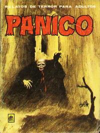 Cover Thumbnail for Pánico (Vilmar, 1972 series) #10