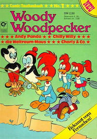 Cover Thumbnail for Woody Woodpecker (Condor, 1977 series) #1