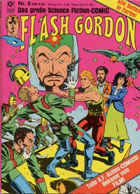 Cover Thumbnail for Flash Gordon (Condor, 1980 series) #6