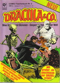 Cover Thumbnail for Dracula & Co. (Condor, 1983 series) #2