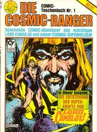 Cover Thumbnail for Die Cosmic-Ranger (Condor, 1985 series) #1