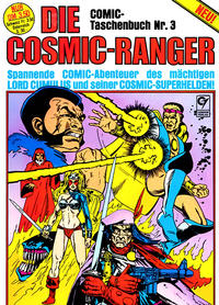 Cover Thumbnail for Die Cosmic-Ranger (Condor, 1985 series) #3