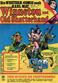 Cover Thumbnail for Winnetou und Old Shatterhand (Condor, 1977 series) #6