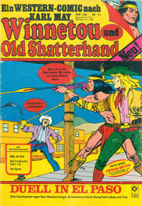 Cover Thumbnail for Winnetou und Old Shatterhand (Condor, 1977 series) #11