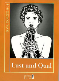 Cover Thumbnail for Lust und Qual (Kult Editionen, 2001 series)