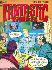 Cover Thumbnail for Fantastic Tales (Thorpe & Porter, 1963 series) #16