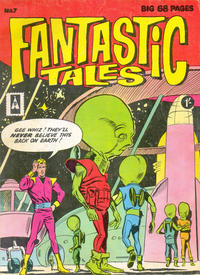 Cover Thumbnail for Fantastic Tales (Thorpe & Porter, 1963 series) #7