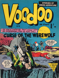 Cover Thumbnail for Voodoo (L. Miller & Son, 1961 series) #4