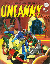 Cover Thumbnail for Uncanny Tales (Alan Class, 1963 series) #36