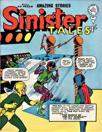 Cover Thumbnail for Sinister Tales (Alan Class, 1964 series) #84