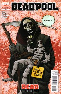 Cover Thumbnail for Deadpool (Marvel, 2008 series) #52 [2nd Print Variant]