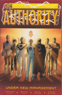 Cover Thumbnail for The Authority (DC, 2000 series) #2 - Under New Management