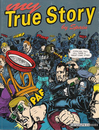 Cover Thumbnail for My True Story (Fantagraphics, 1994 series)