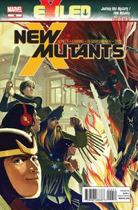 Cover Thumbnail for New Mutants (Marvel, 2009 series) #42