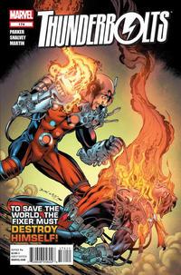 Cover Thumbnail for Thunderbolts (Marvel, 2006 series) #174