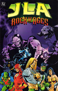 Cover Thumbnail for JLA (DC, 1997 series) #[3] - Rock of Ages