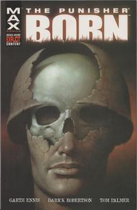 Cover Thumbnail for Punisher: Born (Marvel, 2004 series)