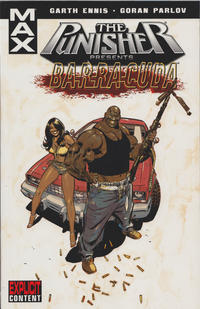 Cover Thumbnail for Punisher Presents: Barracuda MAX (Marvel, 2007 series)