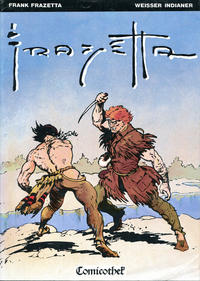 Cover Thumbnail for Weisser Indianer (Comicothek, 1986 series)