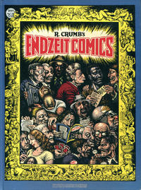 Cover Thumbnail for Endzeit Comics (Zweitausendeins, 1986 series)