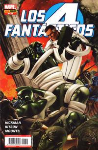 Cover Thumbnail for Los 4 Fantásticos (Panini España, 2008 series) #53