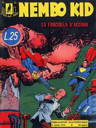 Cover for Albi del Falco (Arnoldo Mondadori Editore, 1954 series) #51