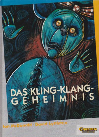 Cover for Carlsen Lux (Carlsen Comics [DE], 1990 series) #26 - Das Kling-Klang-Geheimnis