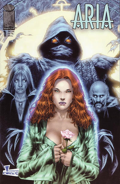 Cover for Aria (Panini Deutschland, 1999 series) #1 [Comic Action 1999]