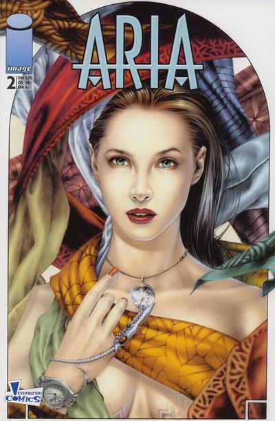 Cover for Aria (Panini Deutschland, 1999 series) #2